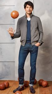 slim cut jeans antres
