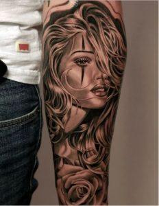 tatouaz portreta