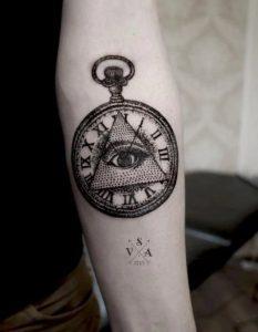tattoo illuminati