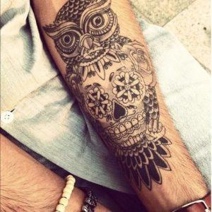 tattoo kranio