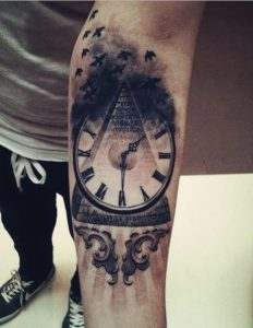 tattoo xronos