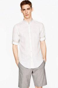 b3d55ab41713 Ανδρικά ρούχα Zara για την Άνοιξη - Καλοκαίρι 2017!