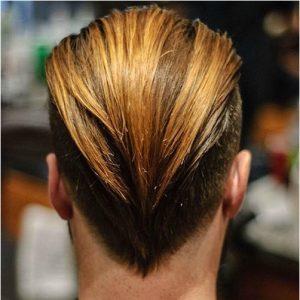 makria slick hair