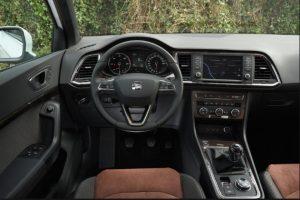 SEAT Ateca 2.0 TDI interior