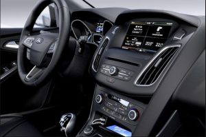 ford focus 1.5 tdci interior