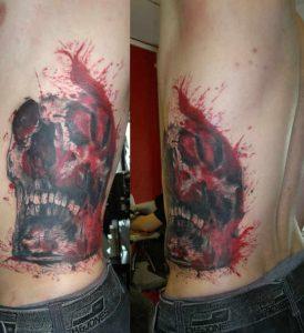 tatouaz skull