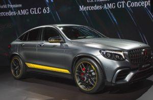 2018 mercedes AMG GLC63