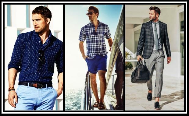 Η μόδα στα ανδρικά ρούχα για το καλοκαίρι 2017!  df59de8cddf