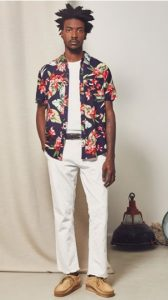 floral shirt combinations