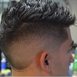 haircut wave design