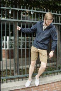 mpez shorts + jacket