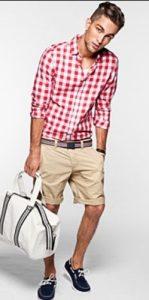 mpez shorts + karo poukamiso