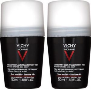 Vichy - Promo Duo Roll On Homme Sensible