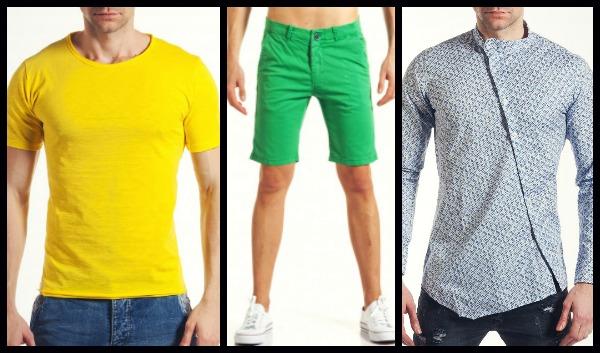955dd2a0424 30 Οικονομικά ανδρικά ρούχα για το καλοκαίρι (πουκάμισα,βερμούδες,T ...