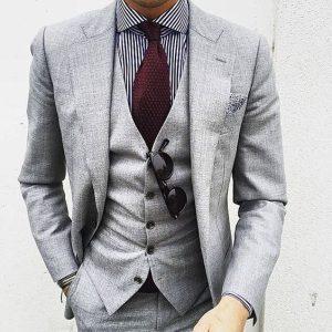 gki kostoumi, visini gravata, rige poukamiso