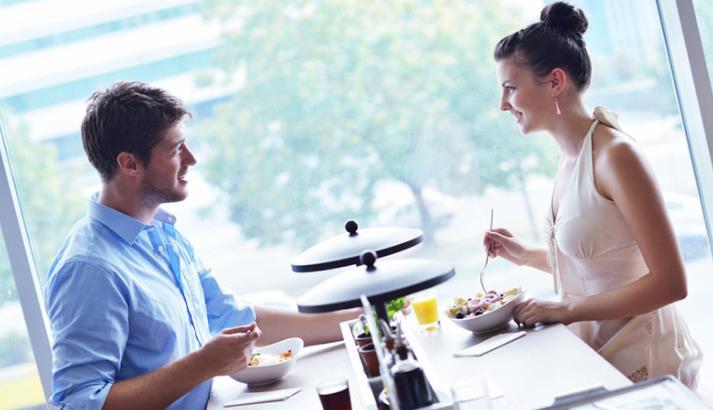 Ραντεβού με σοβαρή συζήτηση