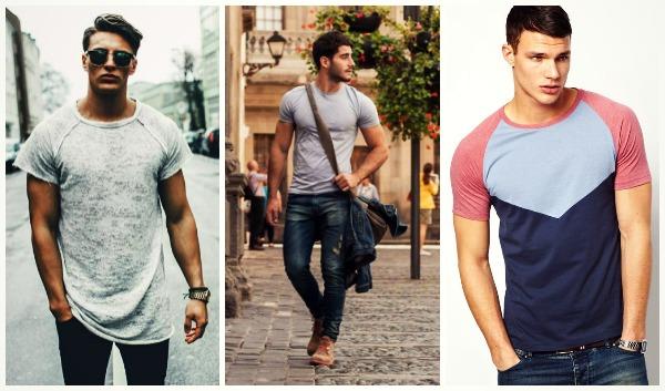 7 Μοντέρνα στυλ T-shirt για κάθε άντρα!  f168f491214