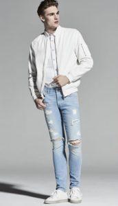 jeans skisimata