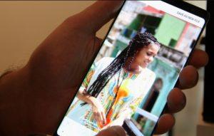Fotografia Samsung