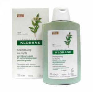 Klorane- Shampooing au Myrte