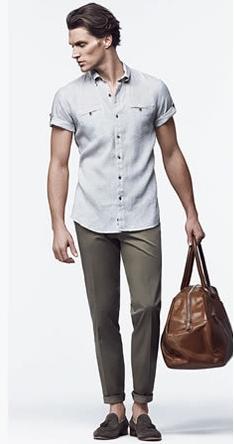 7 Απλοί συνδυασμοί ρούχων για να φορέσει ένας άντρας στη δουλειά του ... 8b2d054c97f