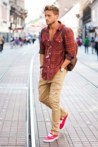 agoria poukamiso jeans