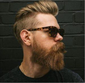 new beard style 2018