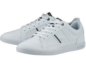 lacoste leyka sneakers
