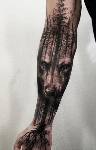 antriko tatoyaz lukos