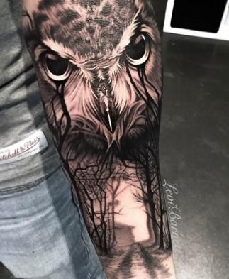 antriko tatoyaz koukoubagia