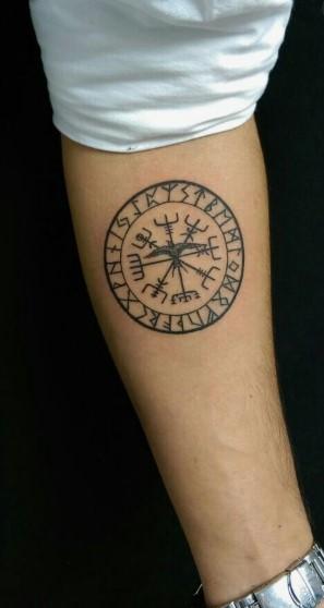 antriko tatouaz kuklos