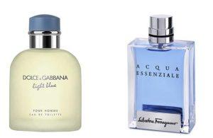 dolce cabana-light blue, aqua essenziale