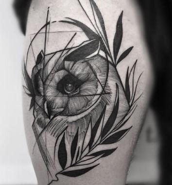 antriko tatoyaz koukouvagia