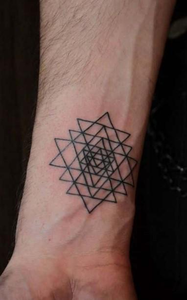 antriko tatouaz 3d sxedio