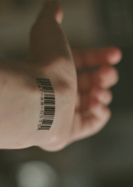 antriko tatouaz barcode