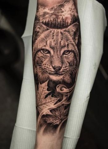 antriko tatoyaz panthiras