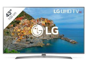 LG UHD 43 intses