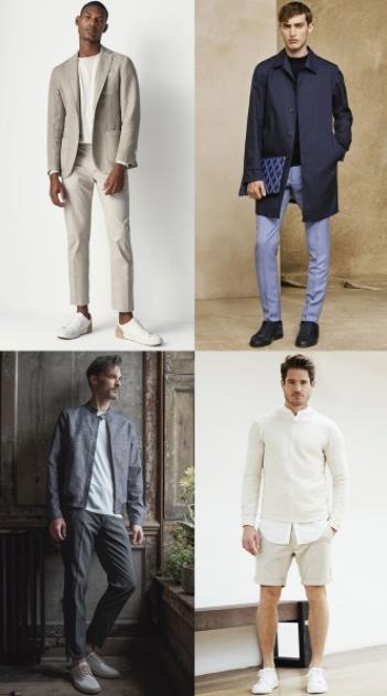 7f62efe7408 Ποια ανδρικά ρούχα θα φορεθούν την άνοιξη-καλοκαίρι 2018! | The-Man.gr