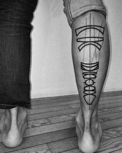 grammika tatouaz podi