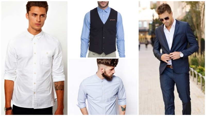 ff5f5d226b55 Πως να φορέσεις το πουκάμισο σου χωρίς γραβάτα!