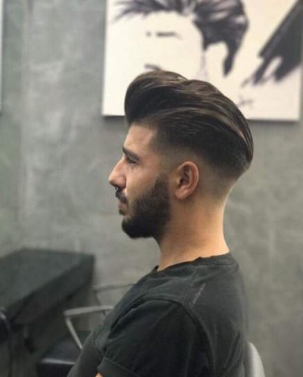 Hairmides Coiffure quiff kourema