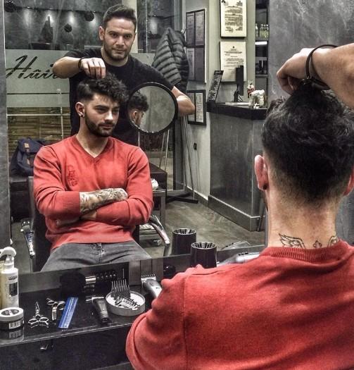 antras me quiff Hairmides Coiffure