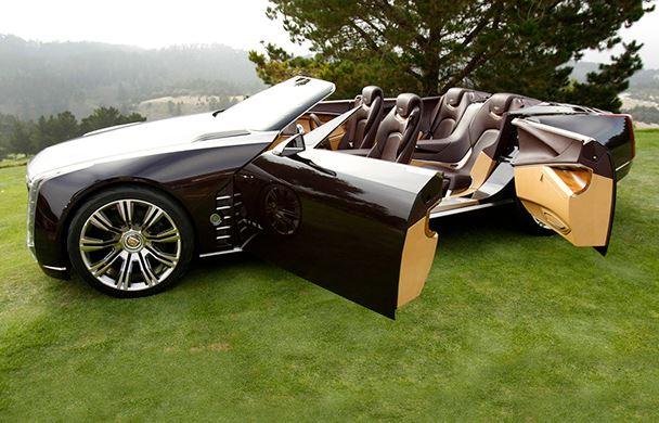 autokinita mafiozoi Cadillac