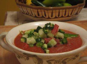 ntomatosoupa gazpacho