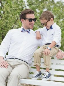 father son outfit