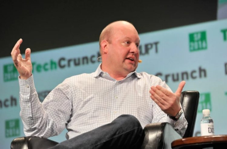 disekatomiriouxos Marc Andreessen