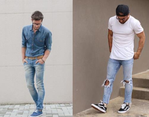 Τι λένε τα jean για τον χαρακτήρα ενός άντρα σύμφωνα με τις γυναίκες ... cea36971191