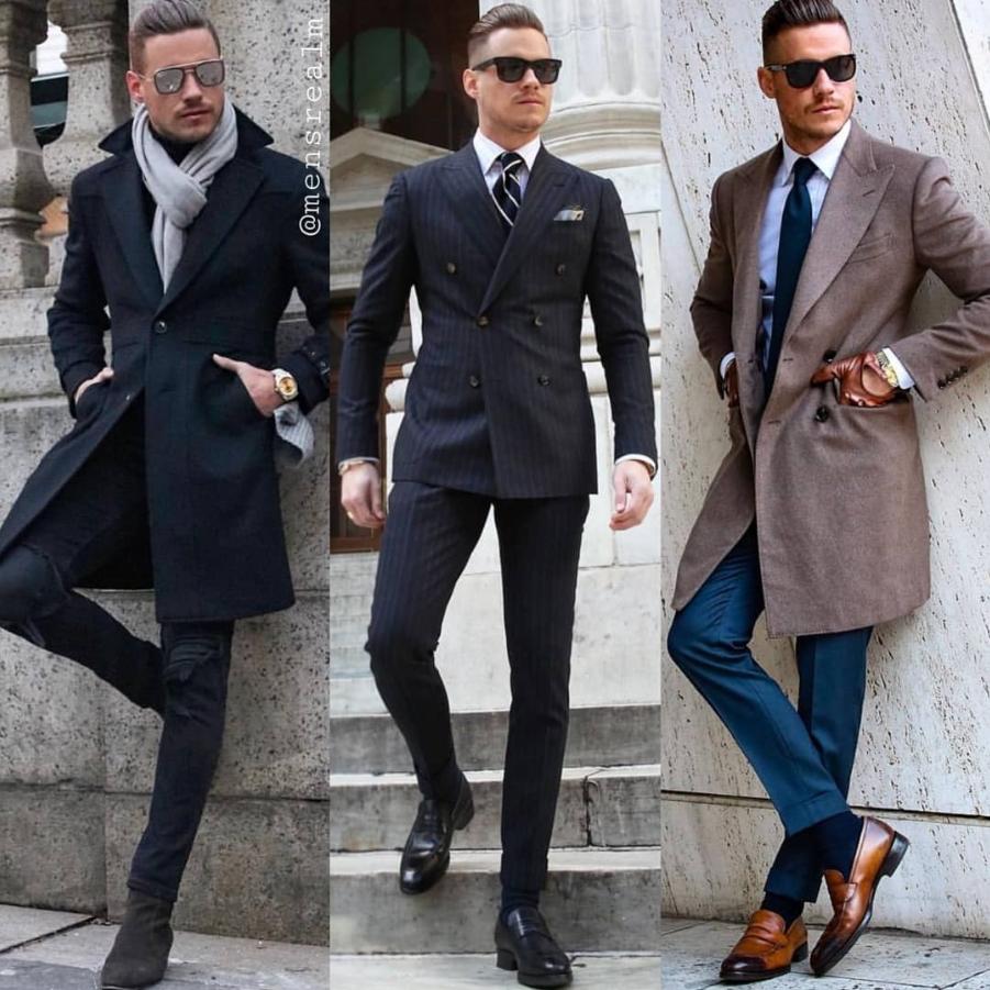 Τι να φορέσει ένας Άντρας σε έναν Χειμερινό Γάμο!  dac4cc0d85a