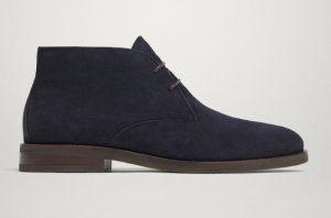 ανδρικά μπλε παπούτσια