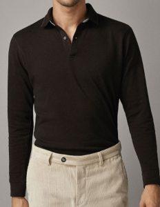 ανδρική μακρυμάνικη μπλούζα